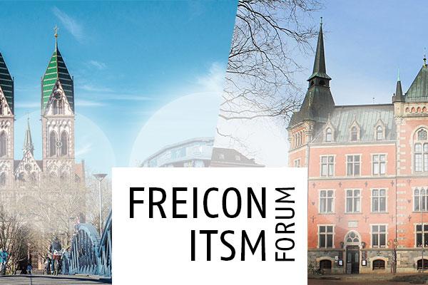 FREICON ITSM Forum in Freiburg