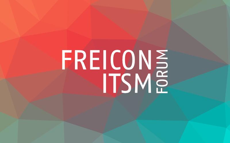 FREICON ITSM Forum in Mannheim